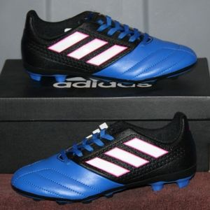 ADIDAS ACE 17.4 FxG J Youth Soccer Cleats NEW